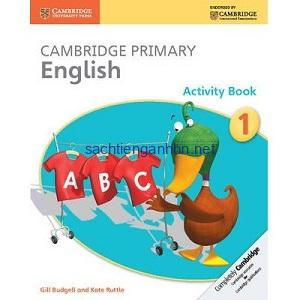 Cambridge Primary English 1 Activity Book