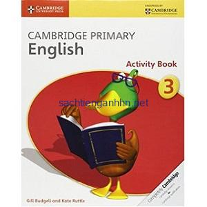 Cambridge Primary English 3 Activity Book