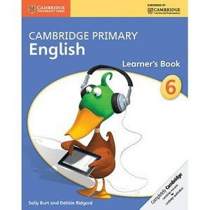 Cambridge Primary English 6 Learner's Book