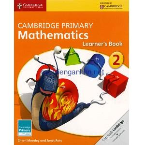 Cambridge Primary Mathematics 2 Learner's Book
