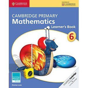 Cambridge Primary Mathematics 6 Learner's Book