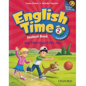 English Time 2 Student Book 2nd Edition