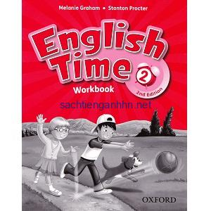 English Time 2 WorkBook 2nd Edition