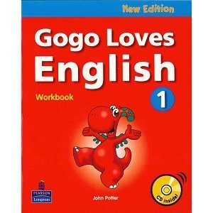 Gogo Loves English 1 Workbook New Edition