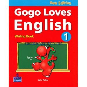 Gogo Loves English 1 Writing Book New Edition