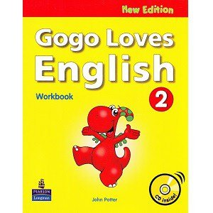 Gogo Loves English 2 Workbook New Edition