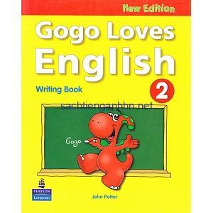 Gogo Loves English 2 Writing Book New Edition