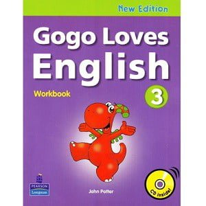 Gogo Loves English 3 Workbook New Edition