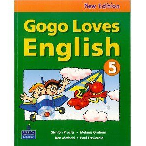 Gogo Loves English 5 Student Book New Edition