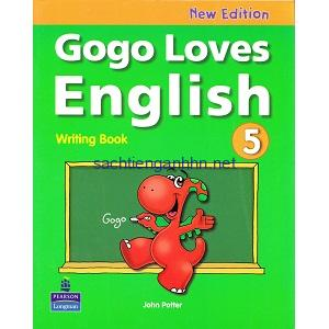 Gogo Loves English 5 Writing Book New Edition