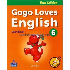 Gogo Loves English 6 Workbook New Edition