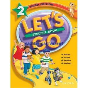 Let's Go 2 Student Book 3rd Edition