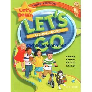 Let's Go Begin Student Book 3rd Edition
