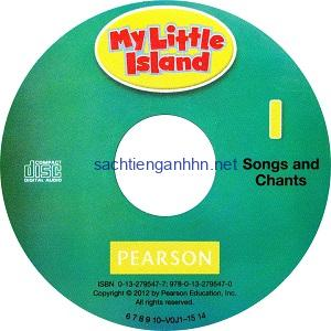 My Little Island 1 Workbook Audio CD
