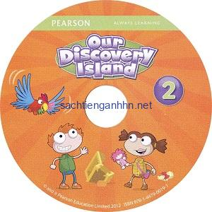 Our Discovery Island  Audio Cd