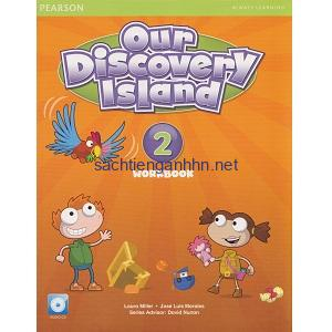 Our Discovery Island 2 Workbook