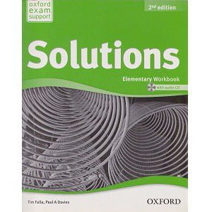 Solutions Elementary Workbook 2nd