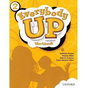 Everybody Up 2 Workbook