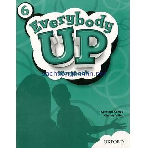 Everybody Up 6 Workbook