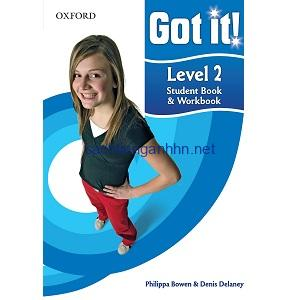 Got it! 2 Student Book – Workbook
