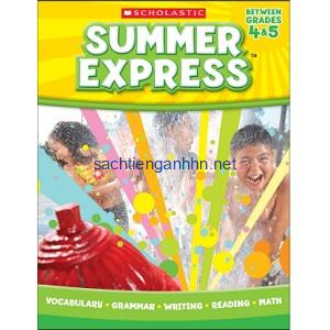 Summer Express Between Grades 4&5