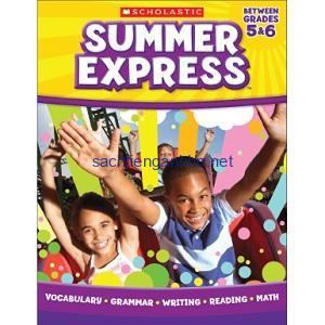 Summer Express Between Grades 5&6