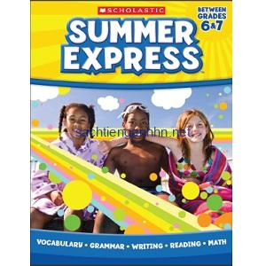 Summer Express Between Grades 6&7