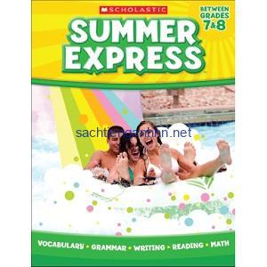 Summer Express Between Grades 7&8