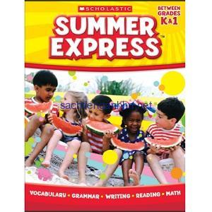Summer Express Between Grades K&1