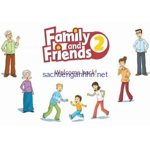 Family and Friends 2 2nd Edition Video CB