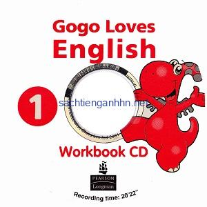 Gogo Loves English 1 Workbook Audio CD