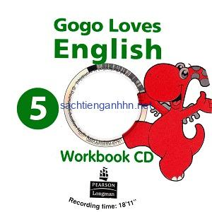 Gogo Loves English 5 Workbook Audio CD