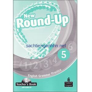 New Round Up 5 Teacher Book