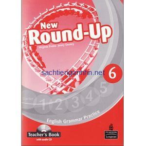 New Round Up 6 Teacher Book