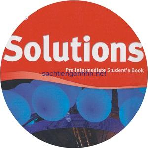 Solutions Pre-Intermediate Student Book 2nd Class Audio CD3