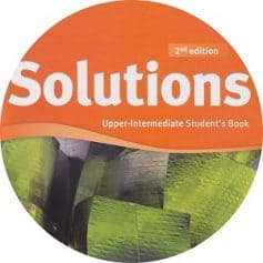 Solutions Upper-Intermediate Student Book 2nd Class Audio CD