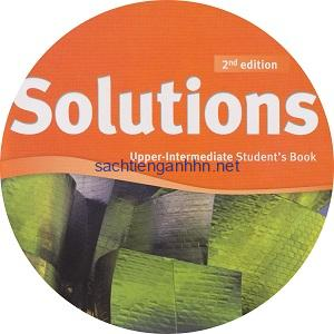 Solutions Upper-Intermediate Student Book 2nd Class Audio CD3