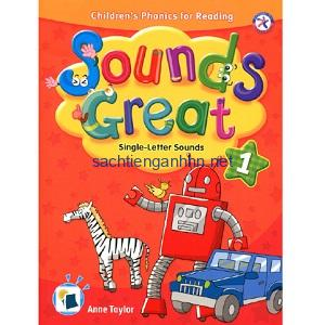 Sounds Great 1 Single-Letter Sounds