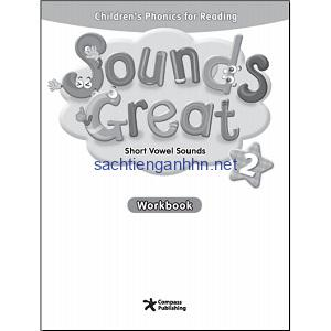 Sounds Great 2 Short Vowels Sounds Workbook