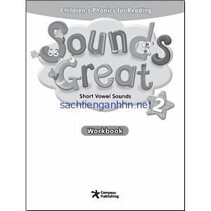 Sounds Great 2 Short Vowels Sounds Workbook