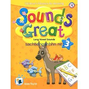 Sounds Great 3 Long Vowels Sounds