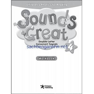 Sounds Great 4 Double-Letter Consonant Sounds Workbook