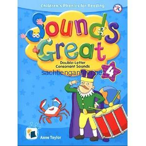 Sounds Great 4 Double-Letter Consonant Sounds