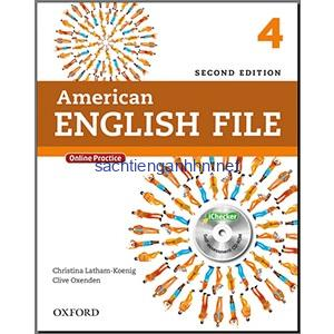 American English File 4 Student Book 2nd Edition