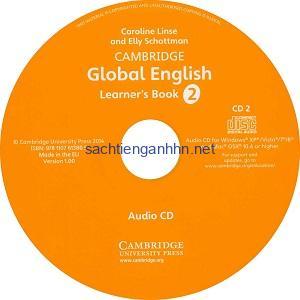 Cambridge Global English 2 Audio CD2
