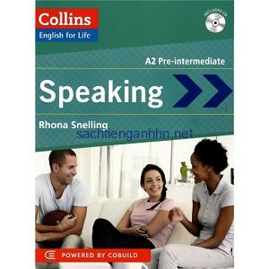 Collins English for Life Speaking A2 Pre-Intermediate