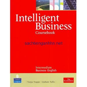 Intelligent Business Intermediate Coursebook