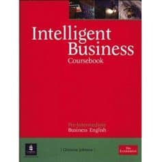 Intelligent Business Coursebook Pre-Intermediate
