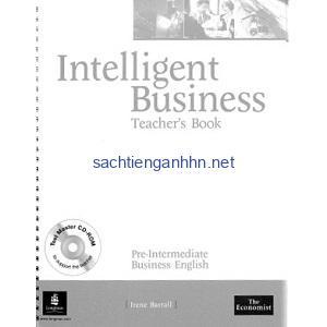 Intelligent Business Pre-Intermediate Teacher Book