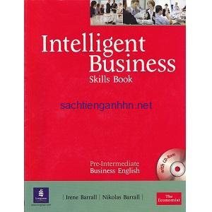 Intelligent Business Pre-Intermediate Skills Book